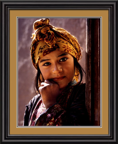 Turkoman Girl by Greg Lawler