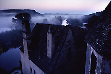 Dawn over Dordogne